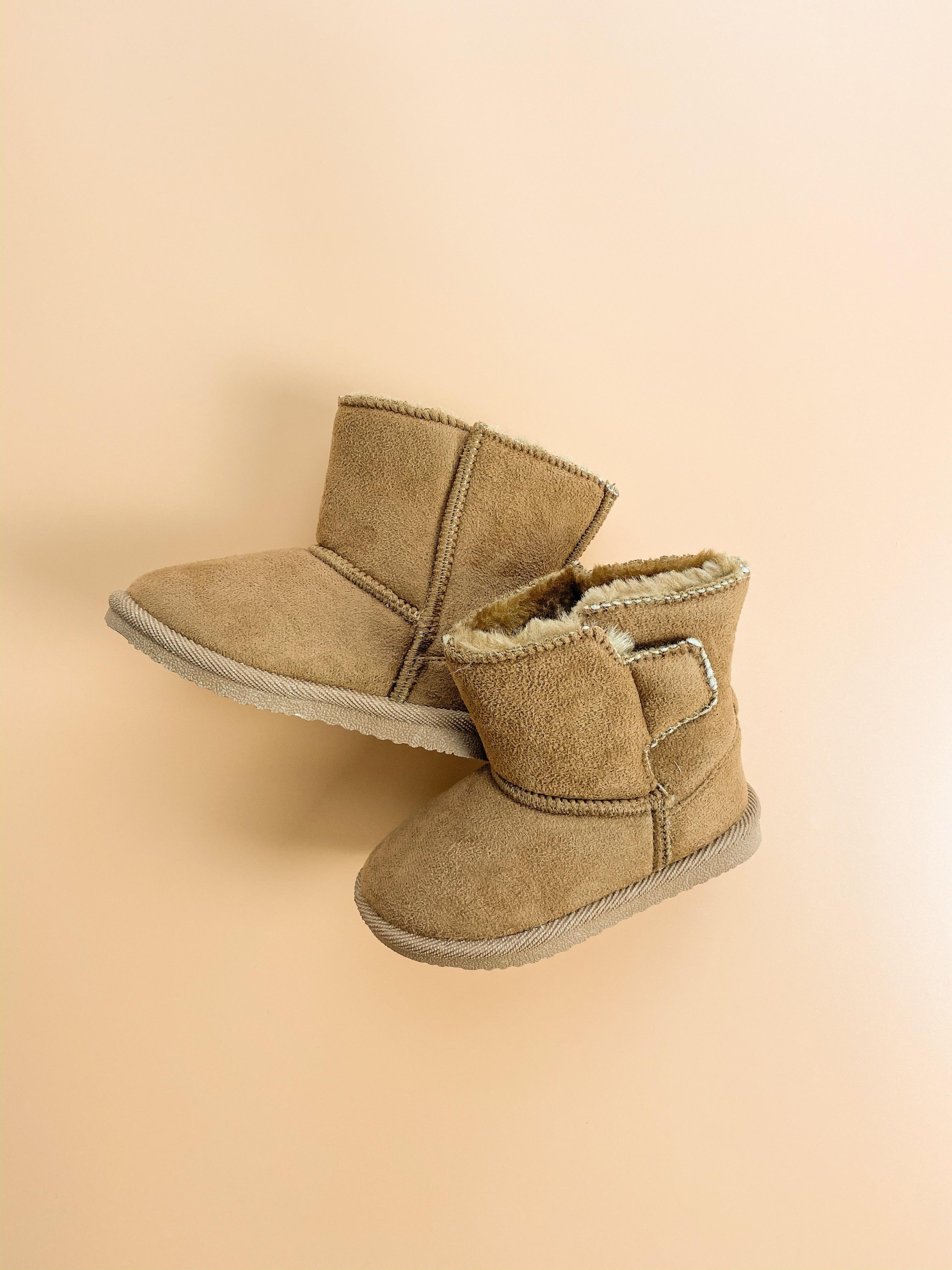 【KIDS】sheepskin boots
