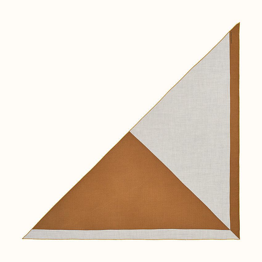HERMES Encadre giant triangle