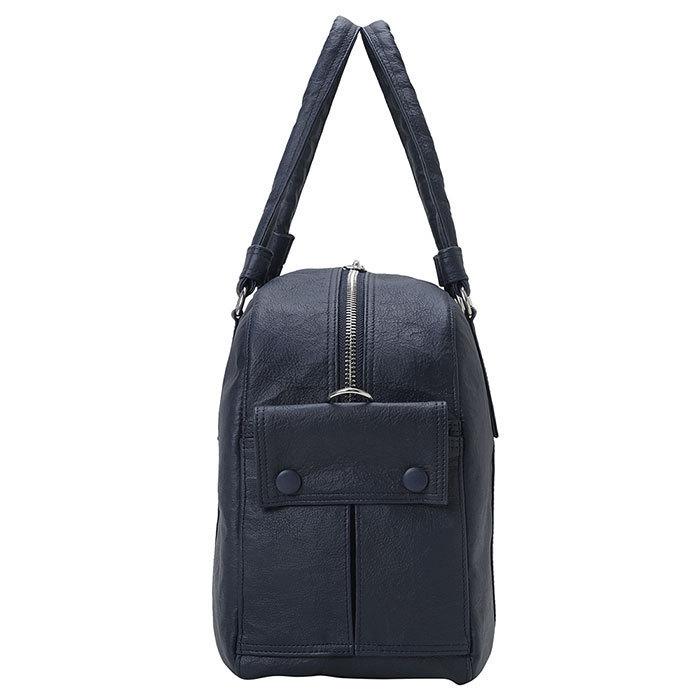 【Japan】【Unisex】LEATHER 2WAY BOSTON BAG  3colors