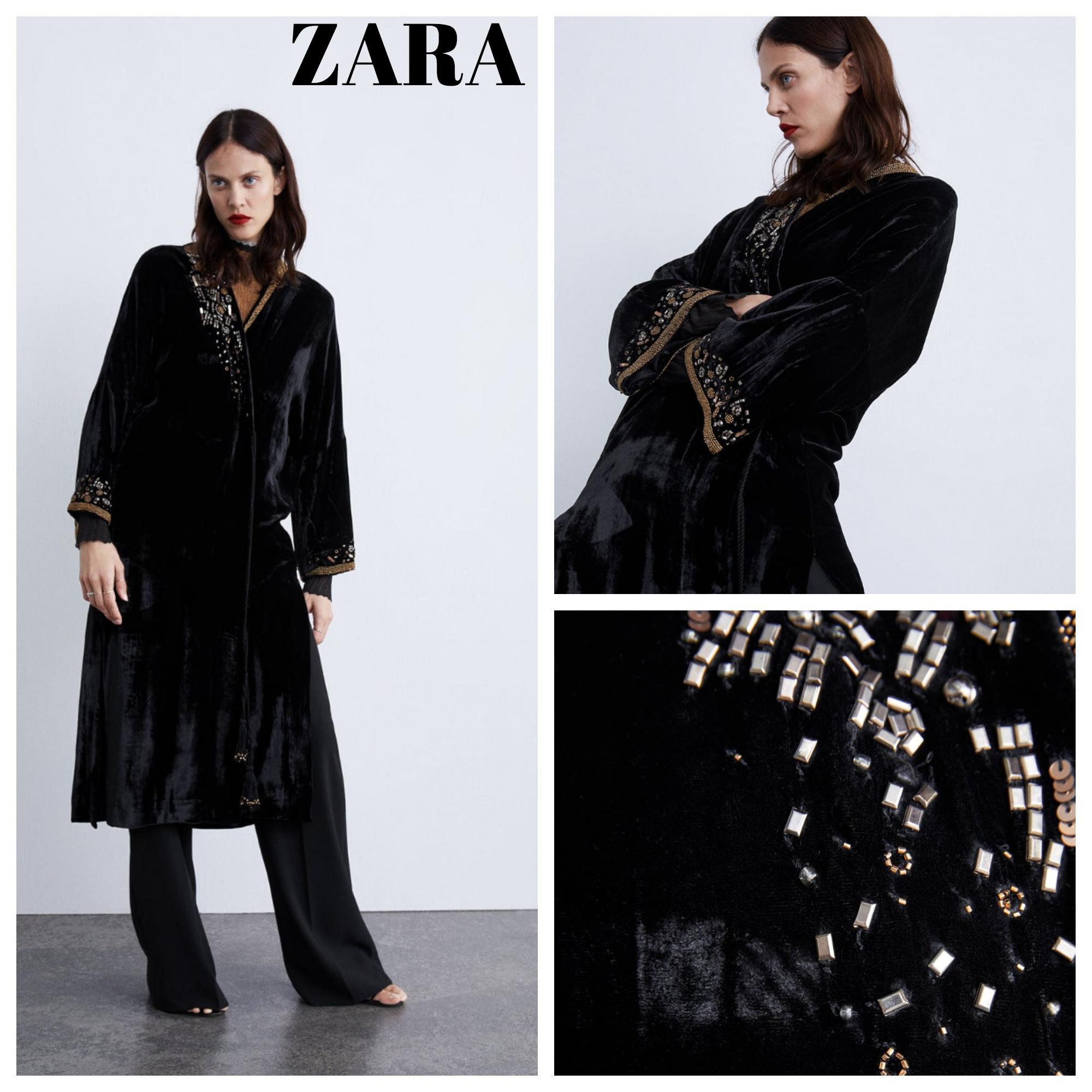 Buyma Kimono Coat Embroidered Stylist Zara By Xf8PvRqn