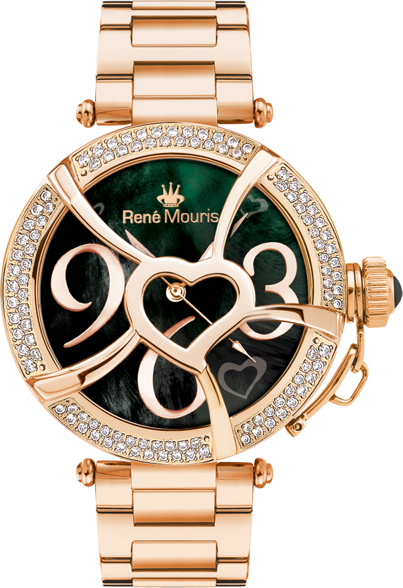 Rene Mouris - Fashion Watch - Coeur d'Amour - 50103RM8