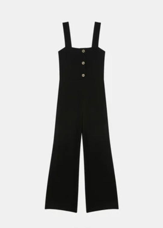 maje Jumpsuits pants pamipi black