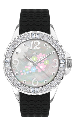 Rene Mouris - Silicone - La Fleur - Fashion Watch - 50106RM1