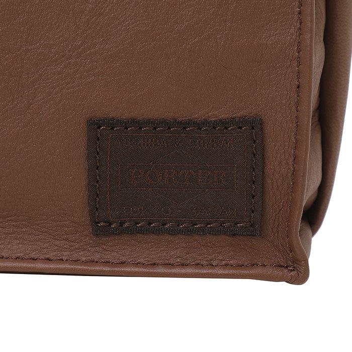 【JAPAN】【Unisex】Leather SHOULDER BAG 3colors