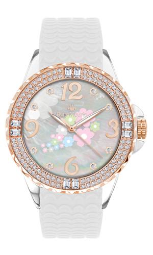 Rene Mouris - Silicone - La Fleur - Fashion Watch - 50106RM3