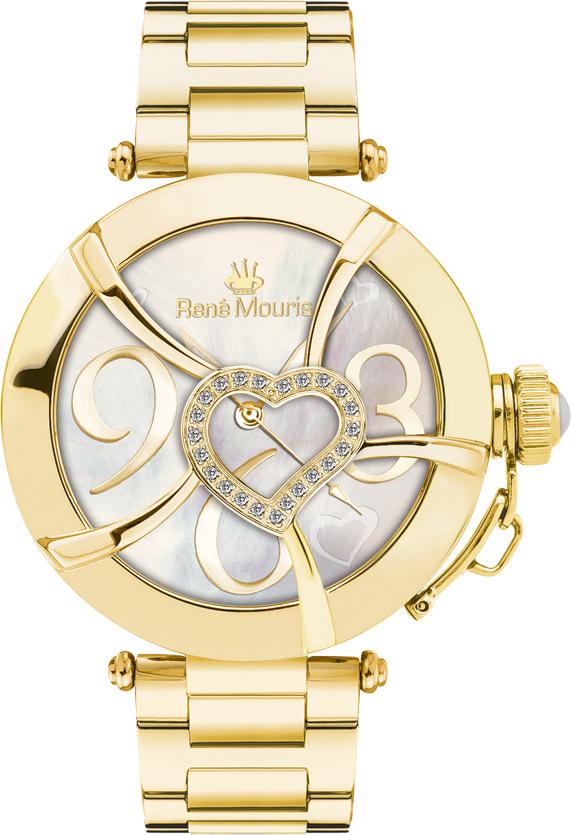 Rene Mouris - Fashion Watch - Coeur d'Amour - 50102RM4