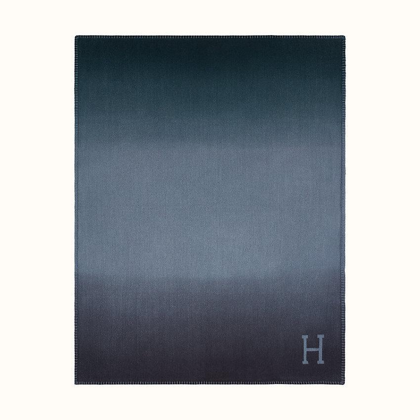 HERMES Yack'n'dye blanket