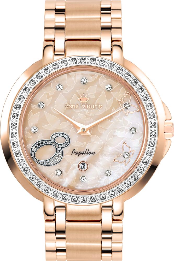 Rene Mouris - Fashion Watch - Papillon - 50111RM7