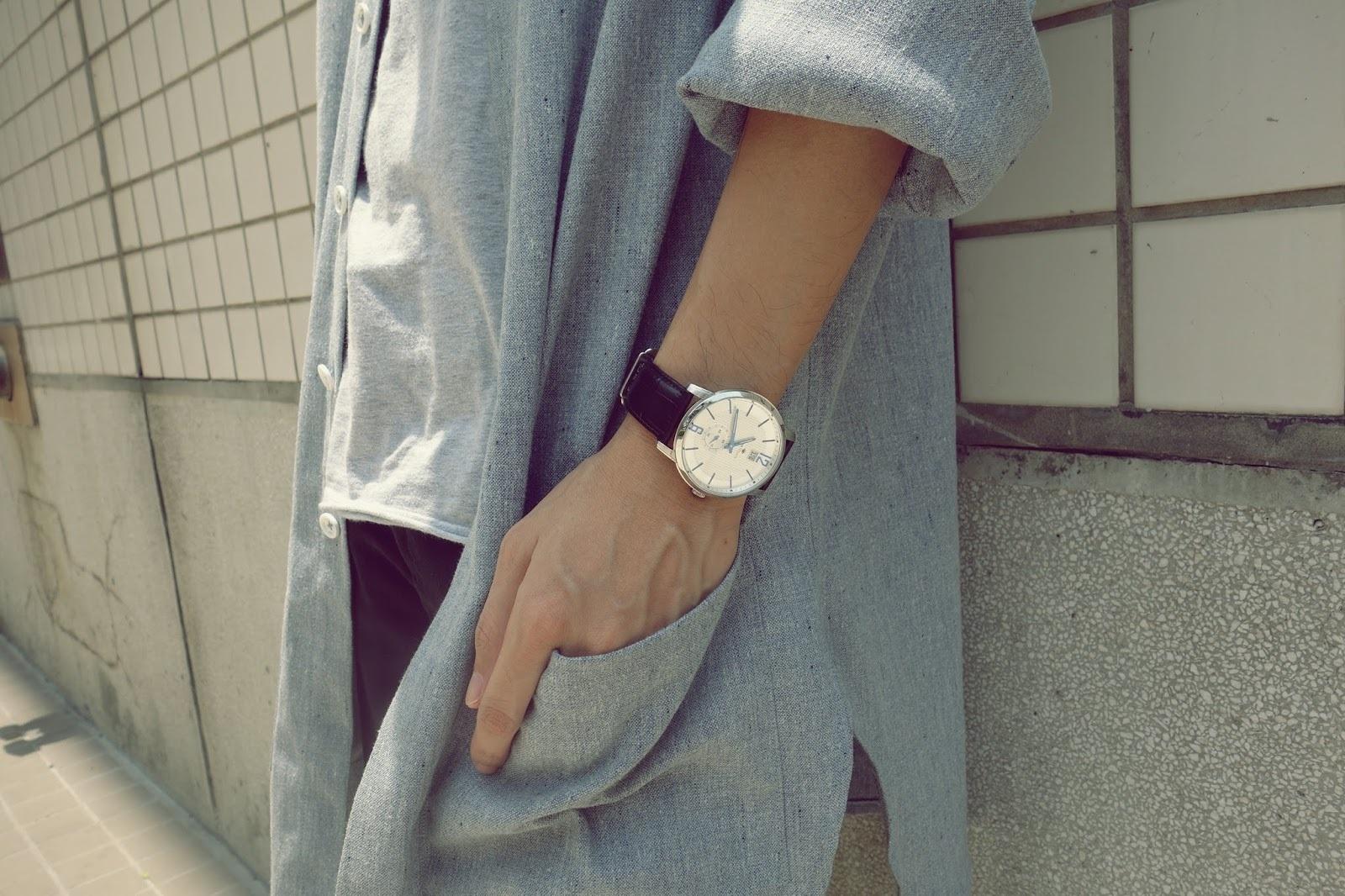 Rene Mouris - Classic Watch - Executive - 80102RM2