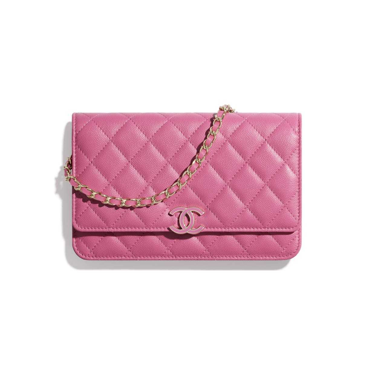 CHANEL CHANEL ☆wallet on chain ☆AP1479 B03938 NA113
