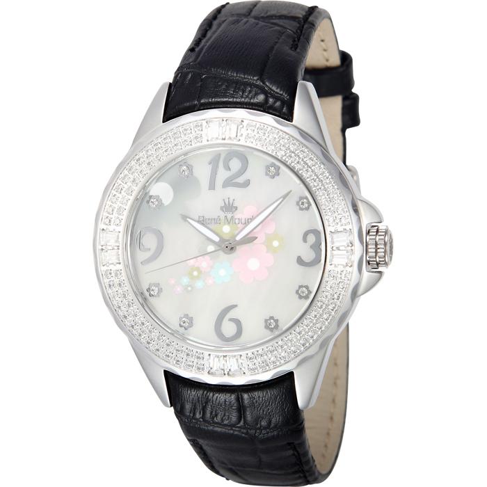 Rene Mouris - Leather - La Fleur - Fashion Watch - 50104RM1