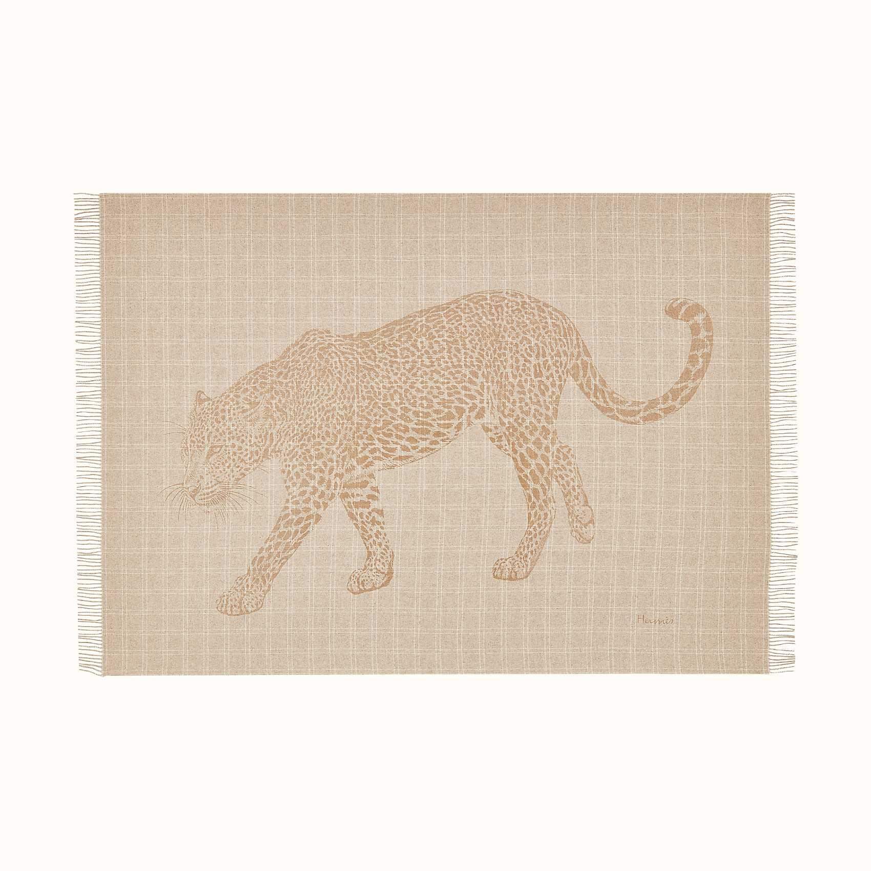 HERMES Leosquare Blanket