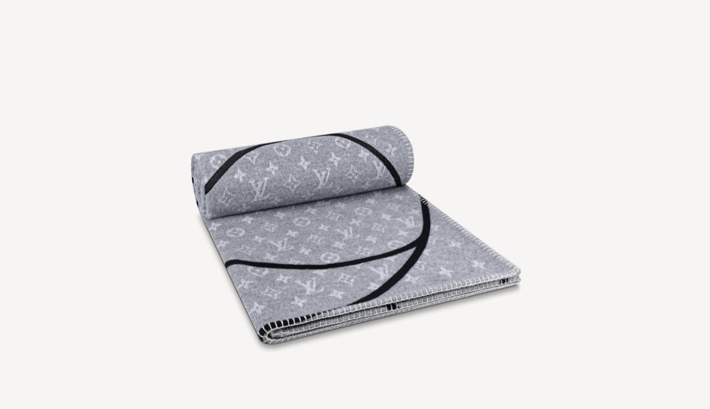 Louis Vuitton MONOGRAM LV X NBA | PLAID BASKET COURT LV X NBA| Monogram