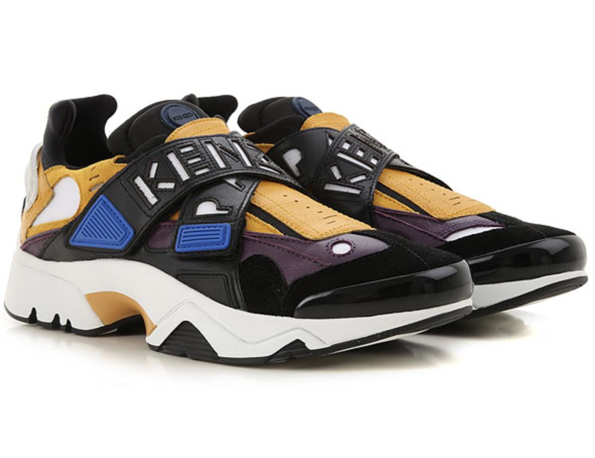 KENZO KENZO sonic scratch sneakers