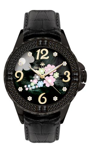 Rene Mouris - Leather - La Fleur - Fashion Watch - 50104RM8