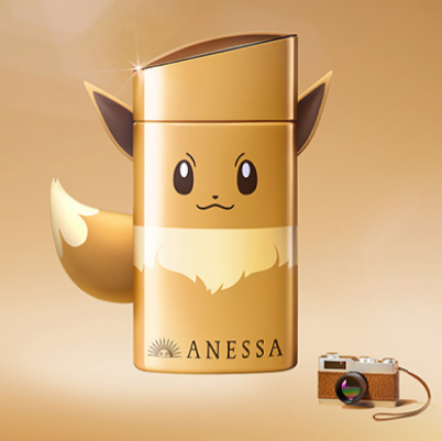 Pokemon | UV Skincare Milk SPF 50+ | Anessa