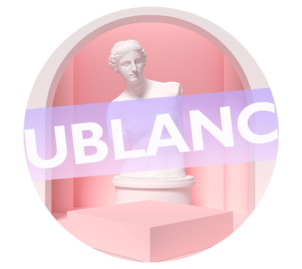 Ublanc